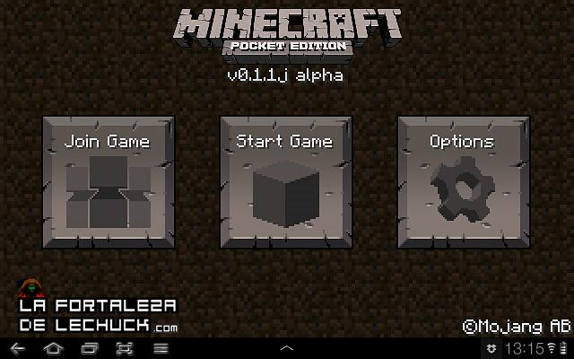 Minecraft Pocket Edition Una Versin Lite De Minecraft La Apps