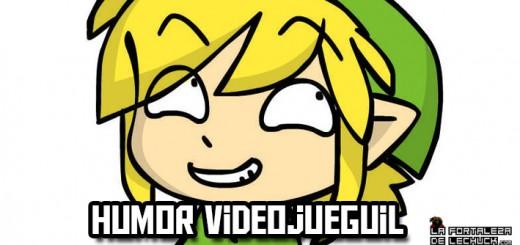 Humor-videojueguil