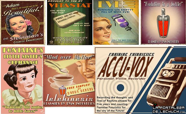 bioshock posters