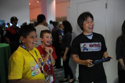 Miyamoto-niños