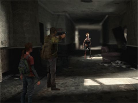 The last of us Demake 2