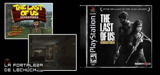 the-last-of-us-demake-portada