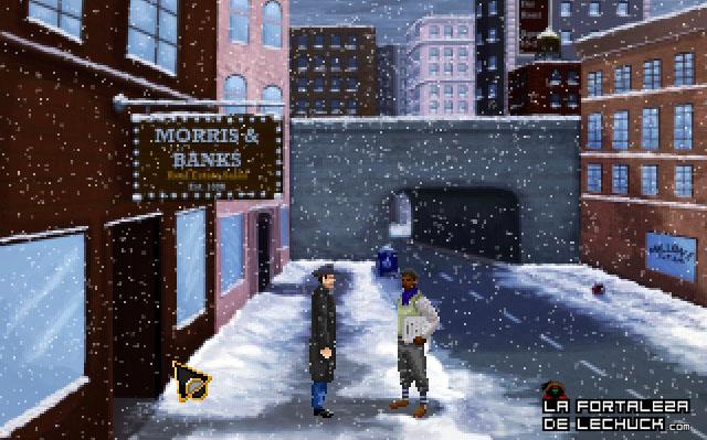 3 Nieve en NY