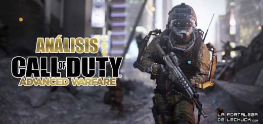analisis call of duty advanced warfare
