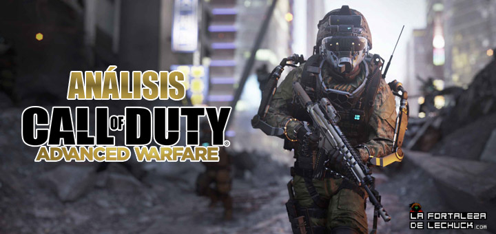 analisis call of duty advanced warfare