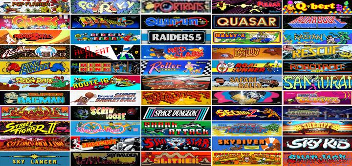 arcades online