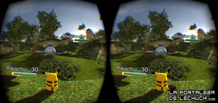 pokemon oculus rift
