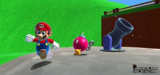 super mario 64 remake HD
