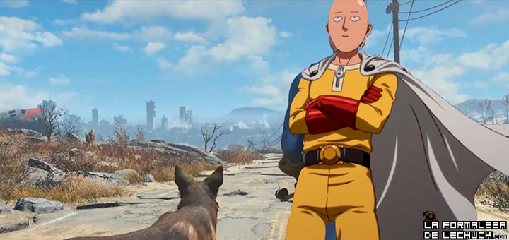 one-punch-man-fallout-4