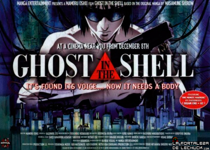 Ghost in the Shell película