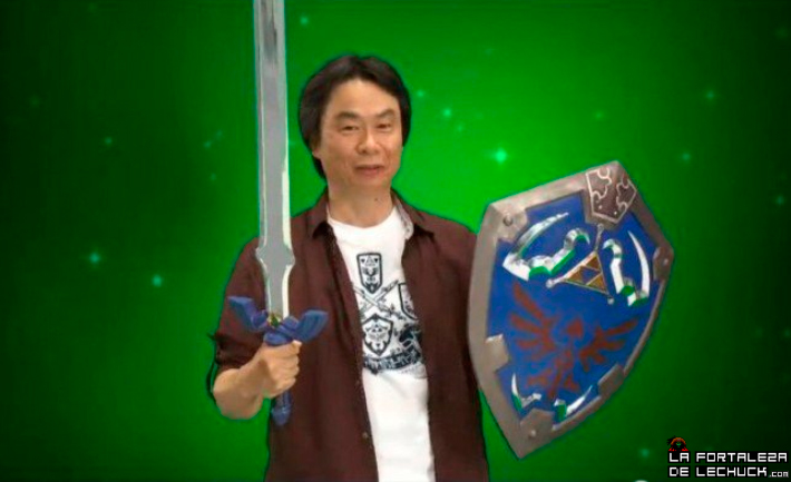 Miyamoto - Zelda