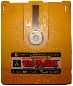 zelda Famicom Disk