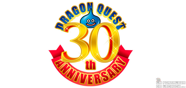 Dragon Quest 30 aniversario