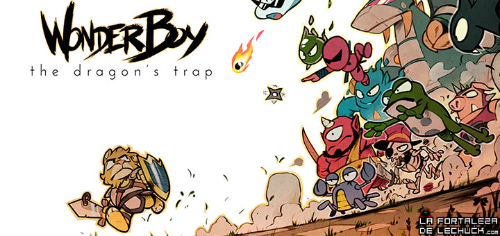 Wonder Boy 3 The Dragon's Trap
