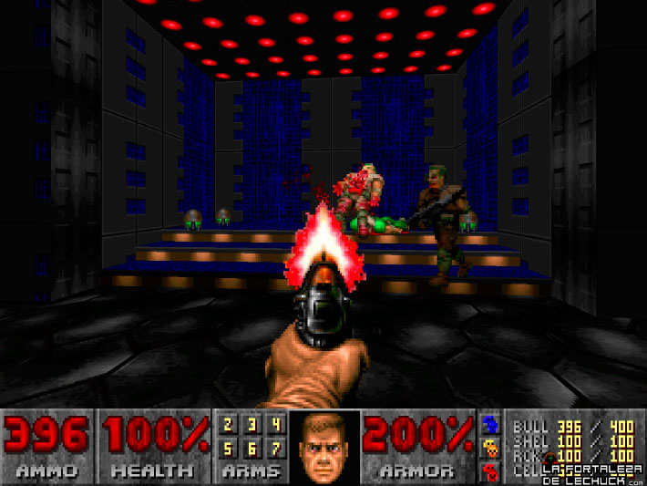 El primer Doom