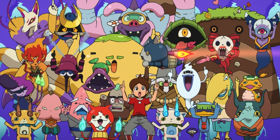 Yokai Watch 34 Salón del Cómic