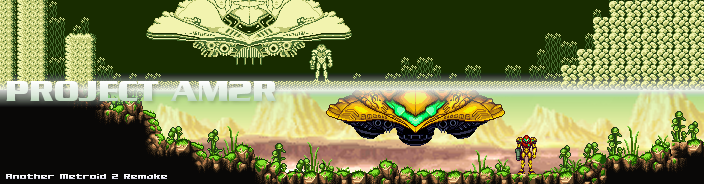 metroid 2 Project AM2R
