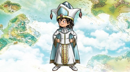 Dragon Quest VII Trabajos