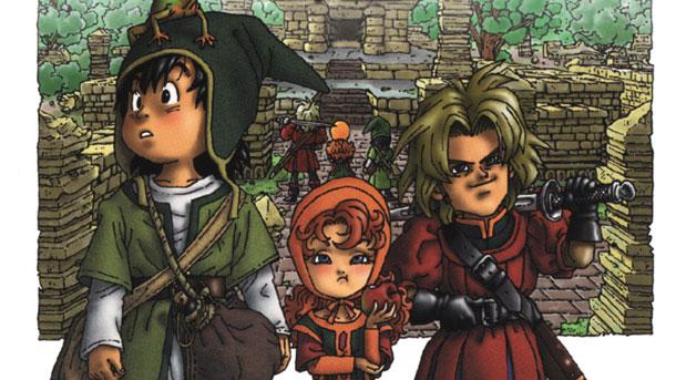 Dragon Quest VII Toriyama