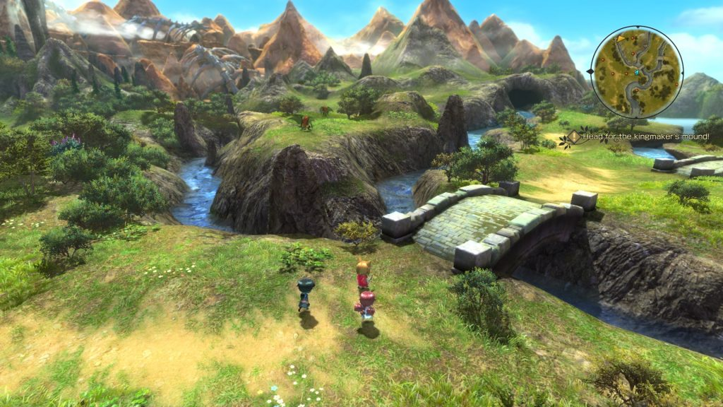 Análisis Ni No Kuni 2: El Renacer de un Reino - La Fortaleza de LeChuck